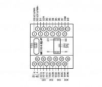 Общий чертеж МК110-224.8Д.4Р