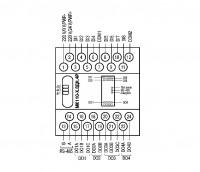 Общий чертеж МК110-224.8ДН.4Р