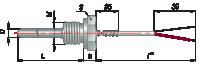 Конструктивное исполнение ДТП054