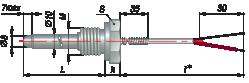 Конструктивное исполнение ДТП084
