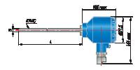 ДТПХ275.И термопары с выходным сигналом 4…20 мА EXD