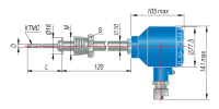 ДТПХ285.И термопары с выходным сигналом 4…20 мА EXD