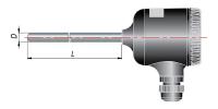 ДТС015 термосопротивления с выходным сигналом 4…20 мА