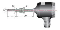 ДТС035 термосопротивления с выходным сигналом 4…20 мА