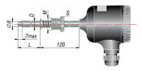 ДТС095 термосопротивления с выходным сигналом 4…20 мА