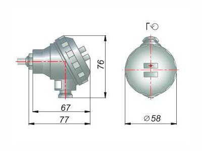 Модели с коммутационной головкой ОВЕН ДТСП