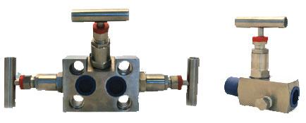 БВ-ххх блоки вентильные для монтажа датчиков давления