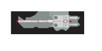 Конструктивные исполнения термопар с кабельным выводом модель 364